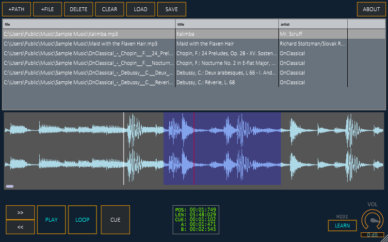 vstPlayer 2.3 is available now