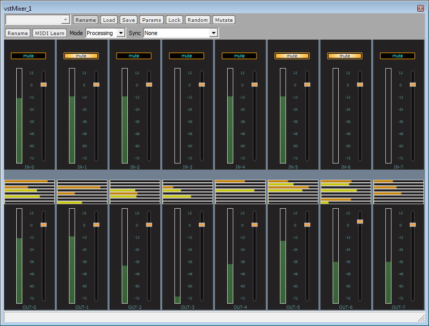 vstMixer is available now, FREE.
